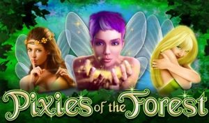 Pixies of the Forest Slots is here